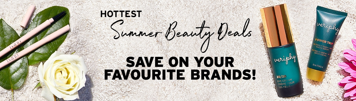 Hottest Summer Beauty Deals