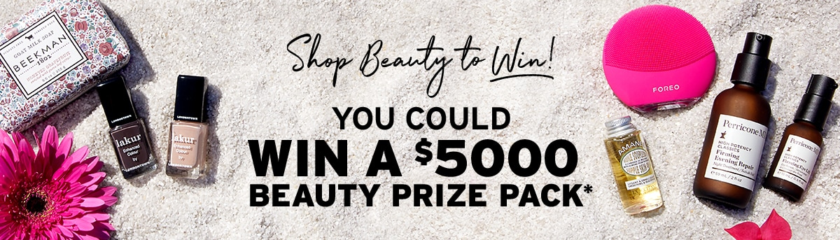Summer Beauty Contest Shop to win