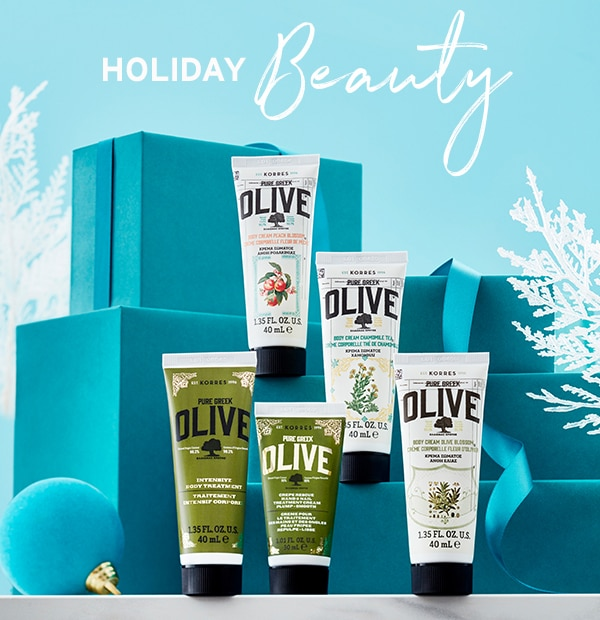 Holiday Gift Guide - Holiday Beauty