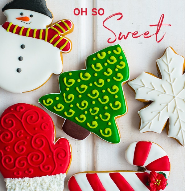 Holiday Gift Guide - Oh So Sweet