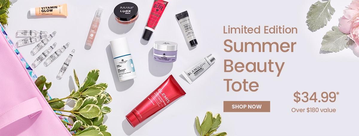 Summer Beauty: Beauty Tote