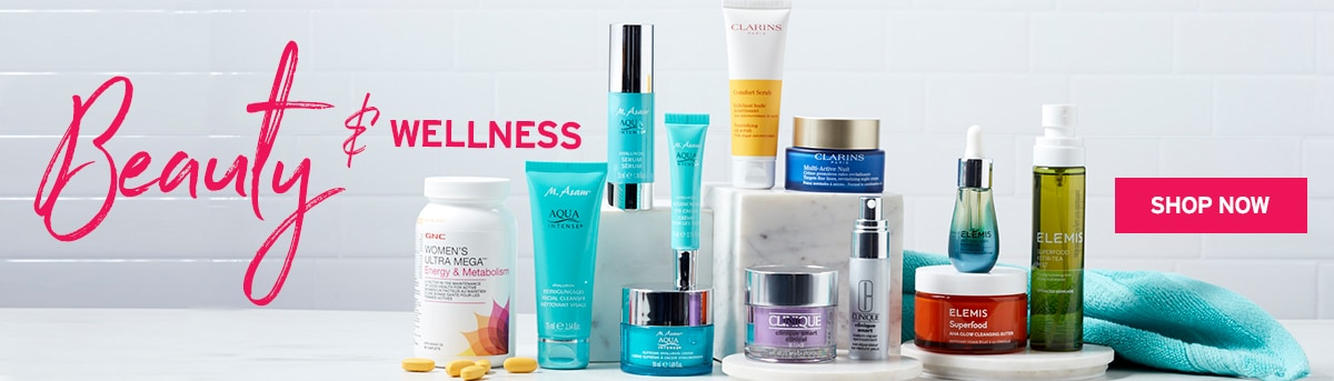 Healthy Living Campaign Beauty
