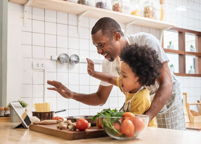 Tops Tools for Healthy Cooking at Home