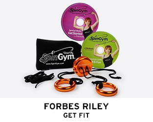 FORBES RILEY Get Fit (feat. Spin Deluxe)
