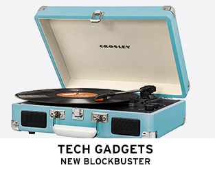 TECH GADETS feat. Crosley