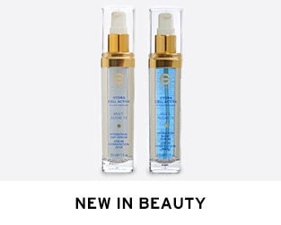 NEW IN BEAUTY ft. E.Grant Am/PM serums