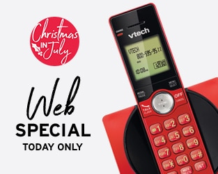 Webstopper: V-Tech Cordless Phone with Speakerphone