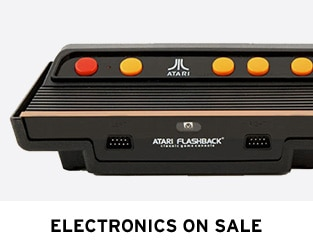 Christmas in July: Electronics on Sale ft. Atari