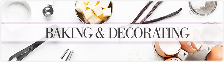 Baking & Decorating