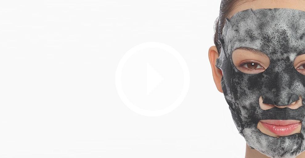 philosophy bubble detox mask